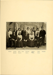 Page 11, 1899 Edition, Western Maryland College - Aloha Yearbook (Westminster, MD) online yearbook collection