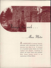 Page 14, 1938 Edition, Western Maryland College - Aloha Yearbook (Westminster, MD) online yearbook collection