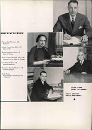 Page 17, 1939 Edition, Western Maryland College - Aloha Yearbook (Westminster, MD) online yearbook collection