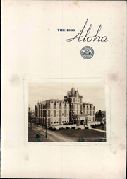 Page 7, 1939 Edition, Western Maryland College - Aloha Yearbook (Westminster, MD) online yearbook collection