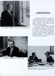 Page 19, 1965 Edition, Frostburg State University - Nemacolin Yearbook (Frostburg, MD) online yearbook collection