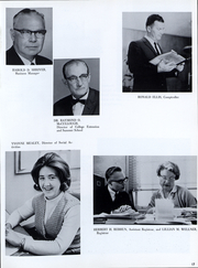Page 20, 1965 Edition, Frostburg State University - Nemacolin Yearbook (Frostburg, MD) online yearbook collection