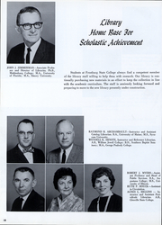 Page 21, 1965 Edition, Frostburg State University - Nemacolin Yearbook (Frostburg, MD) online yearbook collection