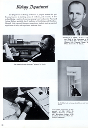 Page 27, 1965 Edition, Frostburg State University - Nemacolin Yearbook (Frostburg, MD) online yearbook collection