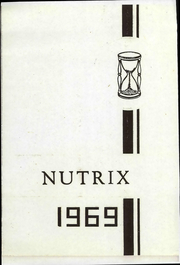 1971 Edition, Washington County Hospital School of Nursing - Nutrix Yearbook (Hagerstown, MD)
