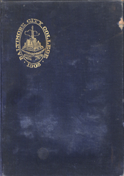 1905 Edition, Baltimore City College - Green Bag Yearbook (Baltimore, MD)