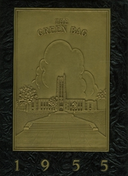 1955 Edition, Baltimore City College - Green Bag Yearbook (Baltimore, MD)