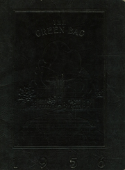 1956 Edition, Baltimore City College - Green Bag Yearbook (Baltimore, MD)