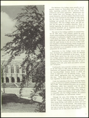 Page 9, 1958 Edition, Baltimore City College - Green Bag Yearbook (Baltimore, MD) online yearbook collection