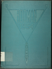 Page 1, 1954 Edition, Rodman (DMS 21) - Naval Cruise Book online yearbook collection
