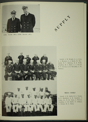 Page 15, 1954 Edition, Rodman (DMS 21) - Naval Cruise Book online yearbook collection
