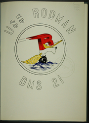 Page 5, 1954 Edition, Rodman (DMS 21) - Naval Cruise Book online yearbook collection