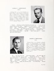 Page 10, 1946 Edition, Loyola University Maryland - Evergreen / Green and Gray Yearbook (Baltimore, MD) online yearbook collection