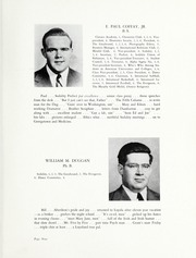 Page 11, 1946 Edition, Loyola University Maryland - Evergreen / Green and Gray Yearbook (Baltimore, MD) online yearbook collection