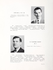 Page 12, 1946 Edition, Loyola University Maryland - Evergreen / Green and Gray Yearbook (Baltimore, MD) online yearbook collection