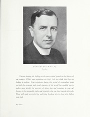Page 5, 1946 Edition, Loyola University Maryland - Evergreen / Green and Gray Yearbook (Baltimore, MD) online yearbook collection