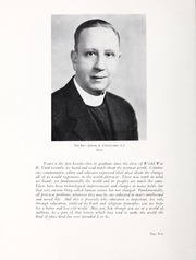 Page 6, 1946 Edition, Loyola University Maryland - Evergreen / Green and Gray Yearbook (Baltimore, MD) online yearbook collection