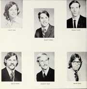 Page 12, 1973 Edition, Loyola University Maryland - Evergreen / Green and Gray Yearbook (Baltimore, MD) online yearbook collection