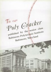 Page 6, 1940 Edition, Baltimore Polytechnic Institute - Cracker Yearbook (Baltimore, MD) online yearbook collection