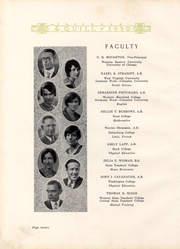 Page 14, 1930 Edition, Pennsylvania Avenue High School - Quill Yearbook (Cumberland, MD) online yearbook collection