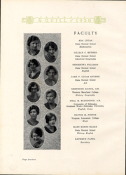 Page 16, 1930 Edition, Pennsylvania Avenue High School - Quill Yearbook (Cumberland, MD) online yearbook collection