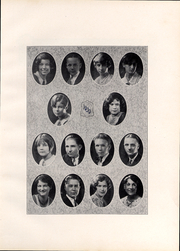 Page 9, 1930 Edition, Pennsylvania Avenue High School - Quill Yearbook (Cumberland, MD) online yearbook collection