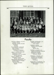 Page 12, 1934 Edition, Pennsylvania Avenue High School - Quill Yearbook (Cumberland, MD) online yearbook collection