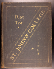1902 Edition, St Johns College - Yearbook (Annapolis, MD)