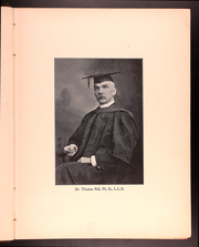 Page 11, 1902 Edition, St Johns College - Yearbook (Annapolis, MD) online yearbook collection