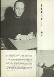 Page 10, 1952 Edition, Georgetown Preparatory School - Cupola Yearbook (North Bethesda, MD) online yearbook collection