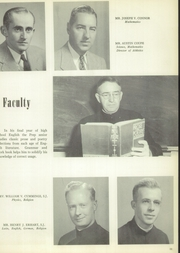 Page 15, 1952 Edition, Georgetown Preparatory School - Cupola Yearbook (North Bethesda, MD) online yearbook collection