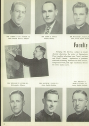 Page 16, 1952 Edition, Georgetown Preparatory School - Cupola Yearbook (North Bethesda, MD) online yearbook collection