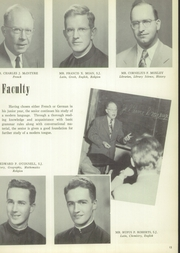 Page 17, 1952 Edition, Georgetown Preparatory School - Cupola Yearbook (North Bethesda, MD) online yearbook collection
