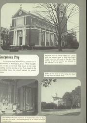 Page 9, 1952 Edition, Georgetown Preparatory School - Cupola Yearbook (North Bethesda, MD) online yearbook collection