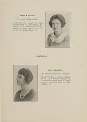 Page 13, 1922 Edition, Bryn Mawr School - Bryn Mawrtyr Yearbook (Baltimore, MD) online yearbook collection