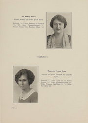 Page 15, 1922 Edition, Bryn Mawr School - Bryn Mawrtyr Yearbook (Baltimore, MD) online yearbook collection