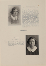 Page 16, 1922 Edition, Bryn Mawr School - Bryn Mawrtyr Yearbook (Baltimore, MD) online yearbook collection