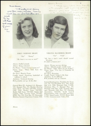 Page 15, 1942 Edition, Bryn Mawr School - Bryn Mawrtyr Yearbook (Baltimore, MD) online yearbook collection