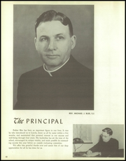 Page 14, 1956 Edition, Loyola High School - Yearbook (Towson, MD) online yearbook collection
