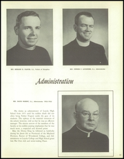 Page 15, 1956 Edition, Loyola High School - Yearbook (Towson, MD) online yearbook collection
