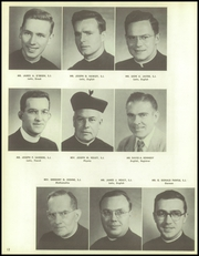Page 16, 1956 Edition, Loyola High School - Yearbook (Towson, MD) online yearbook collection