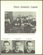 Page 17, 1956 Edition, Loyola High School - Yearbook (Towson, MD) online yearbook collection