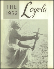 Page 6, 1956 Edition, Loyola High School - Yearbook (Towson, MD) online yearbook collection