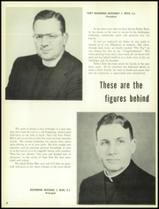 Page 12, 1957 Edition, Loyola High School - Yearbook (Towson, MD) online yearbook collection