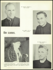 Page 13, 1957 Edition, Loyola High School - Yearbook (Towson, MD) online yearbook collection