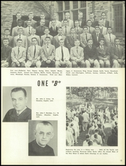 Page 17, 1957 Edition, Loyola High School - Yearbook (Towson, MD) online yearbook collection