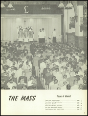 Page 9, 1957 Edition, Loyola High School - Yearbook (Towson, MD) online yearbook collection