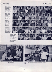 Page 13, 1975 Edition, Colonel E Brooke Lee Middle School - Cougar Yearbook (Silver Spring, MD) online yearbook collection
