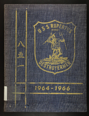 Page 1, 1966 Edition, Rupertus (DD 851) - Naval Cruise Book online yearbook collection