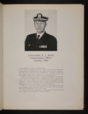 Page 11, 1966 Edition, Rupertus (DD 851) - Naval Cruise Book online yearbook collection